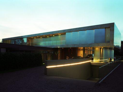Villa Vinkeveen bij Knevel architecten